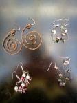 assortment of earrings at Pharmasave