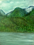 Lake Nimpkish, BC